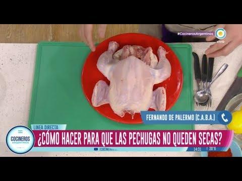 Juan responde todas tus consultas sobre pollo, Línea directa