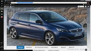 Instalación De Mapas Incluido Peugeot/Citroen EUROPA & AMERICA