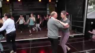 LASS MICH TANZEN - Die neue Generation Tanzschule in Germering//Frühjahrsmarkt 2015