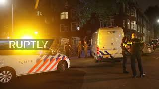 Netherlands: Concert cancelled after Spanish van filled with gas bottles discovered in Rotterdam