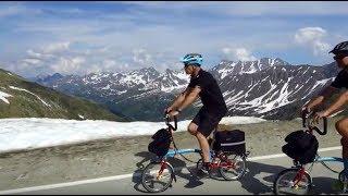Parcourir le Tessin à vélo Video Preview Image
