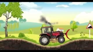Мультик про трактор Мультики про машинки Смотреть Подборка Мультиков для детей
