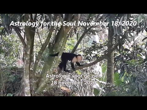 Astrologie voor de ziel 18 november 2020