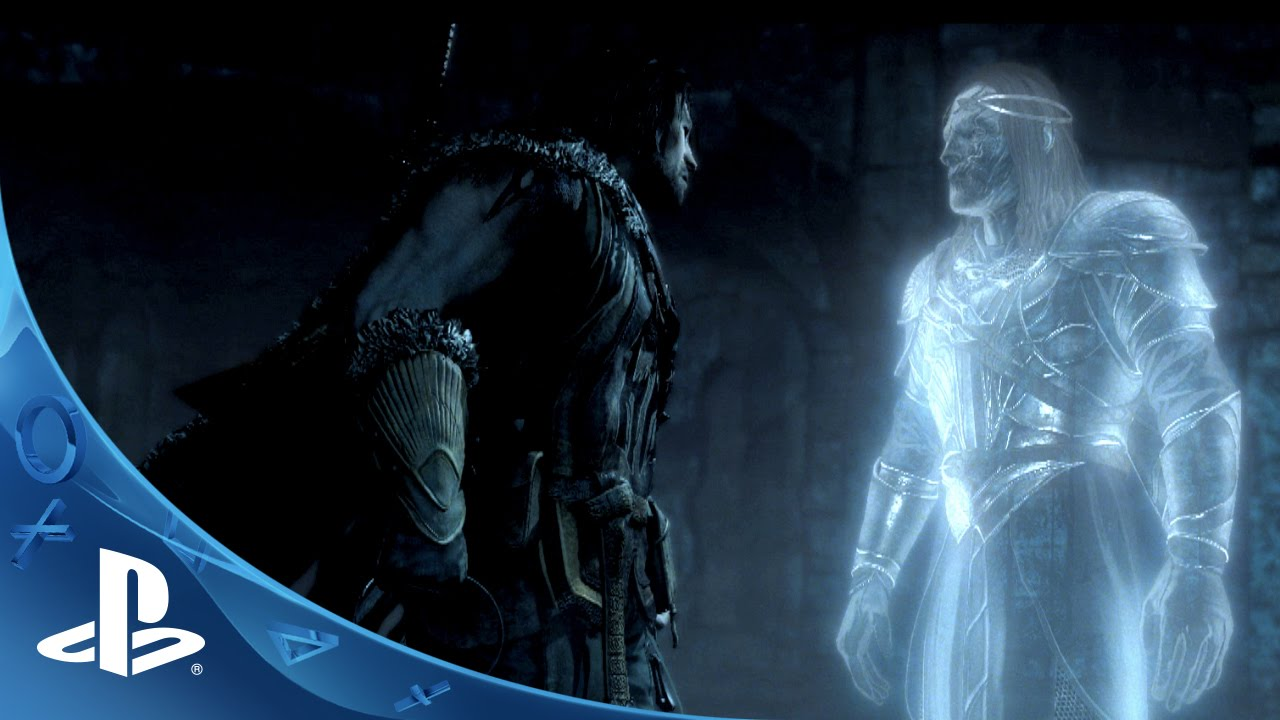 New Middle-earth: Shadow of Mordor Trailer – The Bright Master