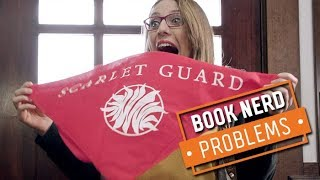 Having To Hide Your Fandom | Book Nerd Problems