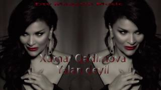 Xumar Qedimova  - Yalan Deyil -  Ekskluziv  - Dtv Maqazin Music