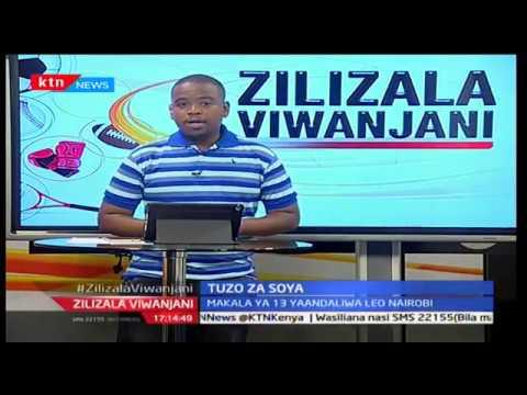 Zilizala Viwanjani: Stephen Mukangai na Abuller Ahmed wachanganua tuzo za SOYA