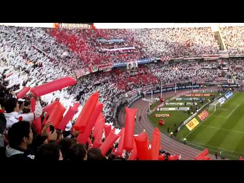 """RIVER vs quilmes - recibimiento river plate campeon torneo inicial 2014"" Barra: Los Borrachos del Tablón • Club: River Plate • País: Argentina"