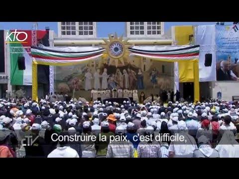 Le Pape François, parole et geste éclatants pour la paix