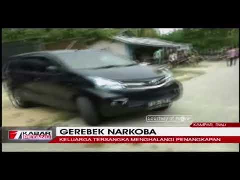 Dramatis! Detik-detik Penangkapan Bandar Narkoba Dihalangi Keluarga