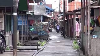 preview picture of video 'PALANGKARAYA CITY KALIMANTAN BORNEO'