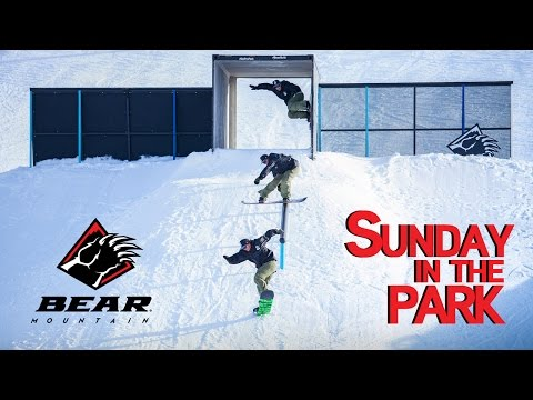 1414ede7937 Sunday In The Park 2016 Episode 5 TransWorld SNOWboarding TransWorld  SNOWboarding play
