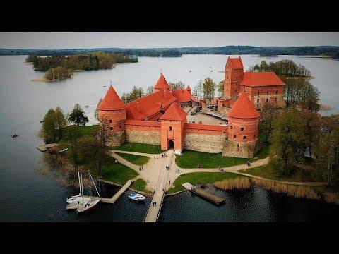 Тракай (Литва) - Замок и другие достопримечательности