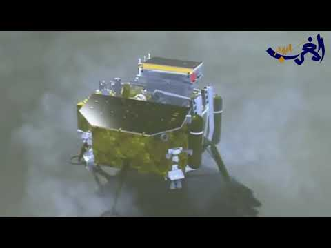العرب اليوم - شاهد : الصين تزرع اللفت والقطن والبطاطا على سطح القمر