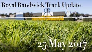ATC TV Royal Randwick Racecourse Manager Nevesh Ramdhani gives a track update