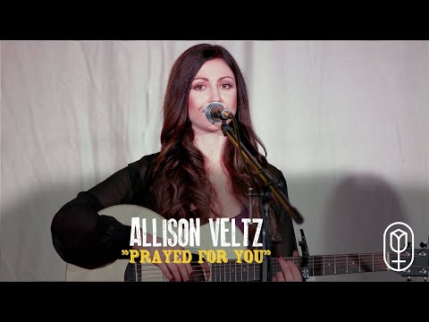 "Allison Veltz Cruz - ""Prayed For You"""