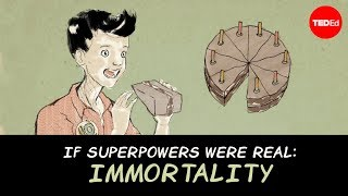 If superpowers were real: Immortality - Joy Lin