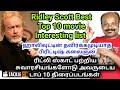 ரிட்லி ஸ்காட் சிறந்த 10 திரைப்படங்கள் | Ridley Scott Best Top 10 Films #Jackiesekar's Recommendation