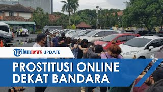 Polisi Bongkar Praktik Prostitusi Online Dekat Bandara Soekarno-Hatta, Open BO Lewat Aplikasi