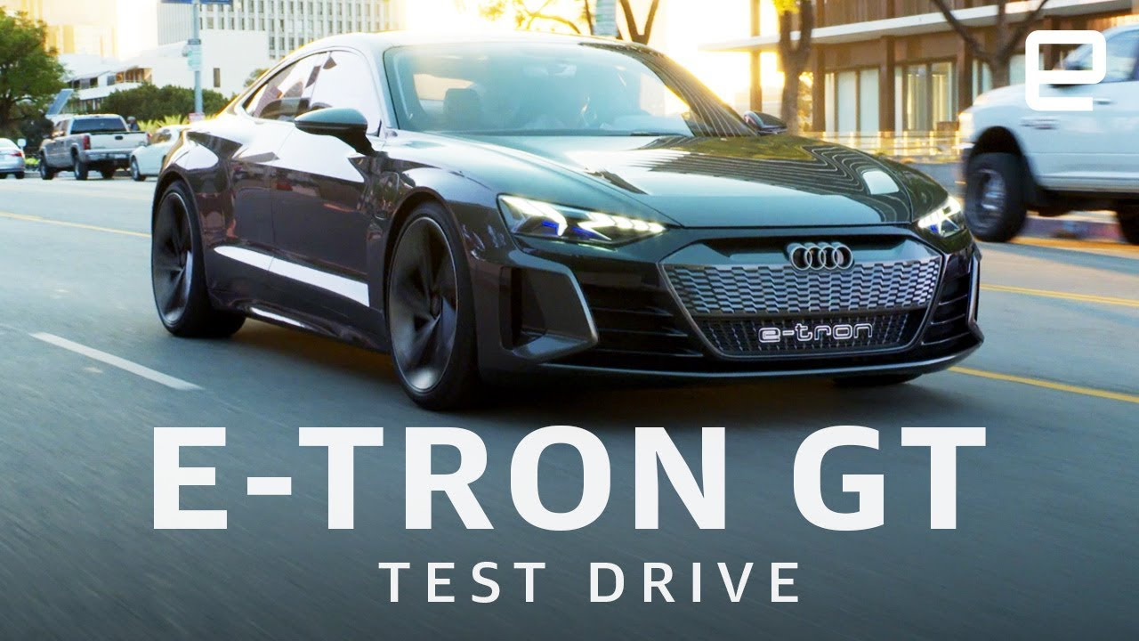 2018 Audi E-Tron GT Concept Specs Wallpaper