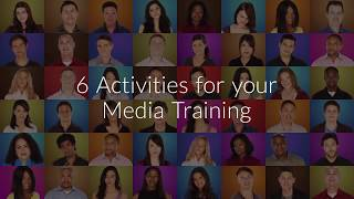 [Video] 6 Key Activities for your Media Training