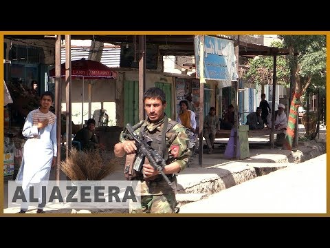 🇦🇫 Farah 'getting back to normal' but scars of heavy fighting remain | Al Jazeera English