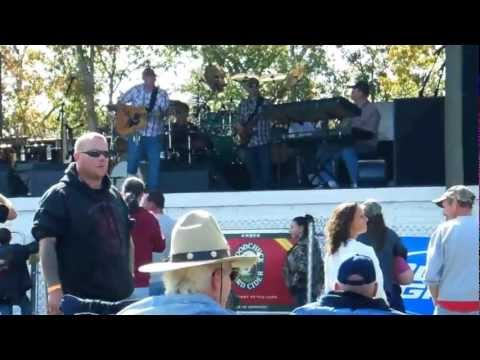 SHILEY ACRES BLUE RIDGE RAIN  CHARLIE DANIELS BAND 004