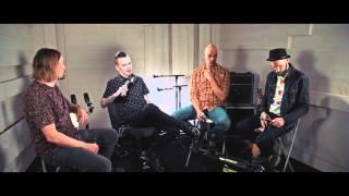 Don Huonot: Sininen yö, haastattelu, Olemme kuin veljet (akustisesti Nova Stagella)