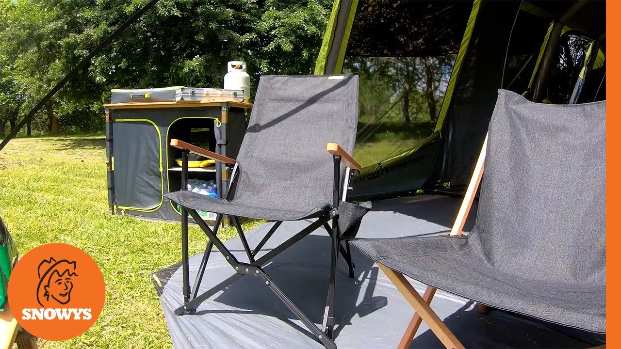 Roco Lite Camp Chair V2