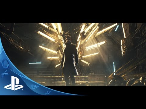 Видео № 0 из игры Deus Ex Mankind Divided - Day One Edition [PS4]