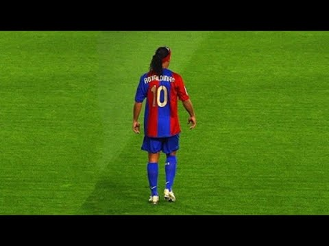 6 Things That Nobody Can Do Better Than Ronaldinho