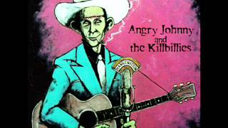 Angry Johnny & the Killbillies - Prison Walls