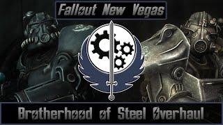 Brotherhood of Steel Overhaul