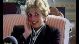 戴安娜亲身录制《戴安娜:她的自述》 被英王室禁播20多年