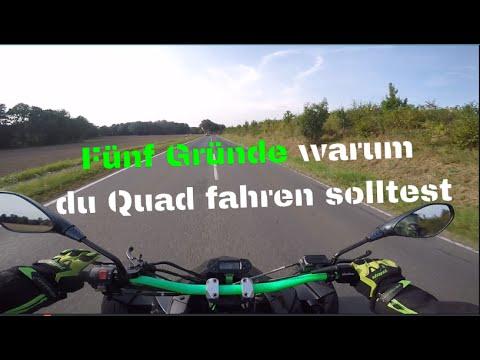 5 Gründe warum DU Quad fahren solltest | Quad-Vlog 23