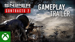 Xbox Sniper Ghost Warrior Contracts 2 - Gameplay Reveal Trailer anuncio
