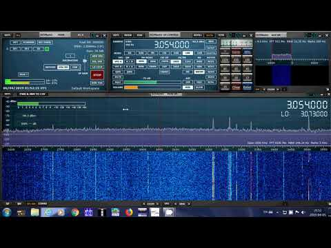 5fe3f90b36ced Weird signal tones sweep 3054 kHz LSB Shortwave | worduser01