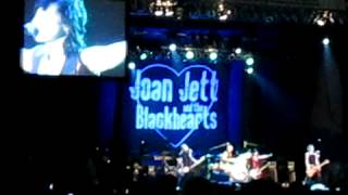 Joan Jett and the Blackhearts @ Seaside Summer Concert Coney Island Brooklyn NY 8/9/12 d
