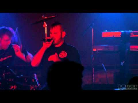 Sonik Foundry - Poison (live @ Starlight Ballroom 10.02.2011) Triptych Tour