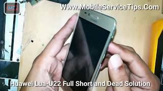 huawei lua-u22 flash after dead fix problem done - hmong video