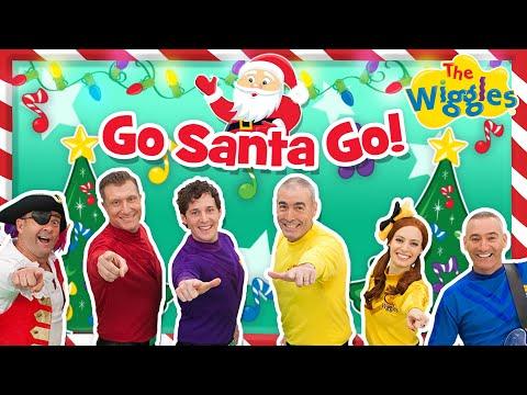 Go Santa Go Feat. Greg Page