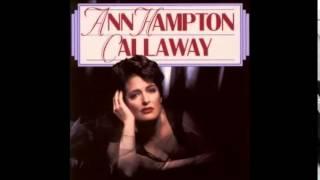 Ann Hampton Callaway / Perfect
