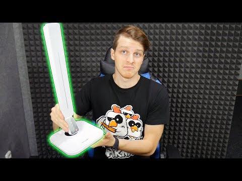 Tahle LAMPA je chytřejší než já !!!