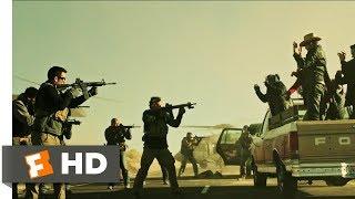 Sinopsis Sicario: Day of the Soldado - Aksi Emily Blunt, Agen FBI Jatuhkan Pemimpin Kartel Narkoba