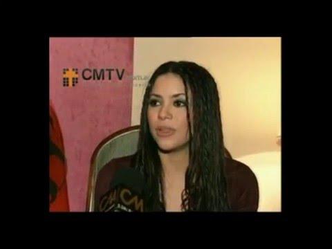 Shakira video 1999 - Argentina - Entrevista CM