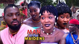 Man of The Maidens Season 1 - Chacha Eke & Ugezu J. Ugezu 2018 New Nigerian Nollywood Movie |Full HD