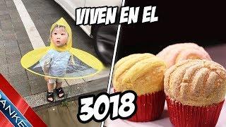 ¡30 PERSONAS QUE YA VIVEN EN EL AÑO 3018!