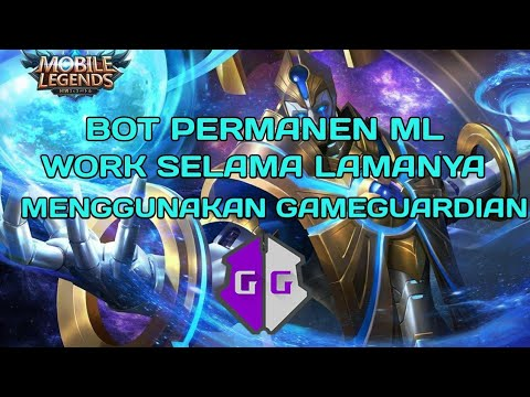 BOT GM MOBILE LEGEND NO ROOT ANTI BANNED WORK 100% GB SAVAGE