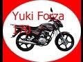 Yuki FORZA 170 Motosiklet