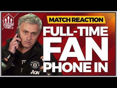 Mourinho Out? West Ham vs Manchester United 3-1 Reaction